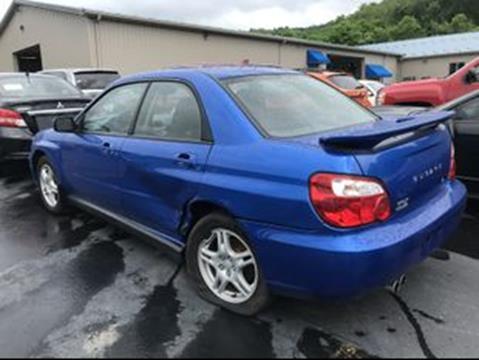 2004 Subaru Impreza for sale in Mount Pleasant, PA