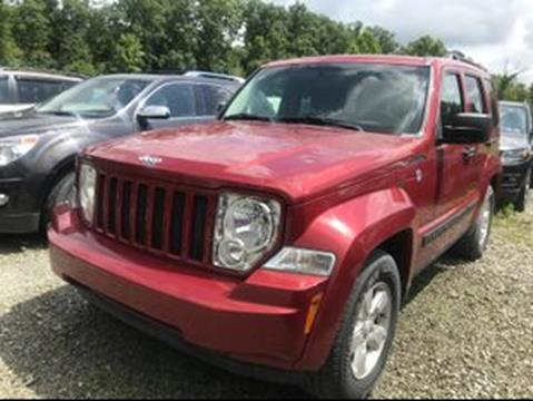 2010 Jeep Liberty for sale in Mount Pleasant, PA