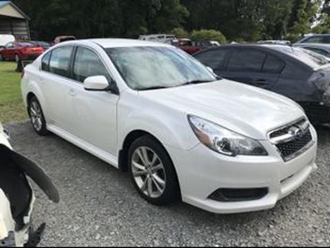 2014 Subaru Legacy for sale in Mount Pleasant, PA