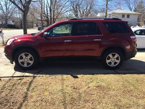 2010 GMC Acadia for sale in Bayside, NY
