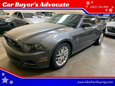 2013 Ford Mustang for sale in Phoenix, AZ