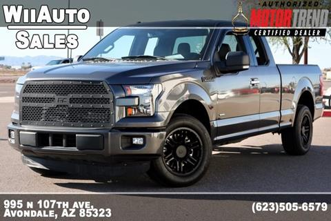 2015 F 150 For Sale >> 2015 Ford F 150 For Sale In Avondale Az