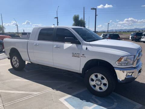 2015 RAM Ram Pickup 2500 Big Horn for sale at Wii Auto Sales in Avondale AZ