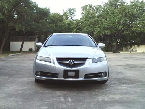 2007 Acura Tl Type S Navigation >> 2007 Acura Tl For Sale In Austin Tx