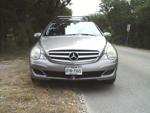 Mercedes Of Austin >> 2007 Mercedes Benz R Class For Sale In Austin Tx