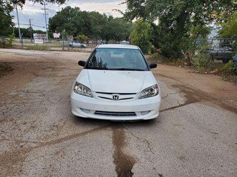 2005 Honda Civic for sale in Austin, TX