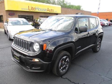 2016 Jeep Renegade for sale in Lakewood, NY