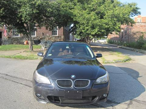 2008 BMW 5 Series for sale in Lowell, MA