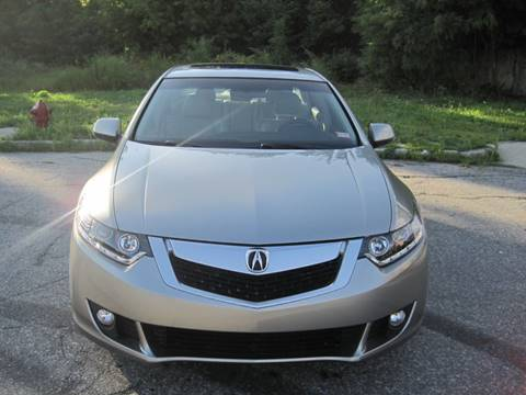 2010 Acura TSX for sale in Lowell, MA