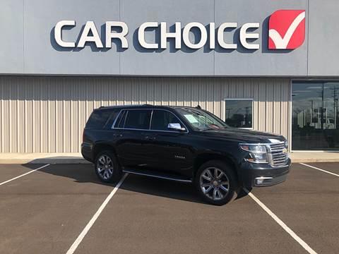2017 Chevrolet Tahoe For Sale In Memphis Tn