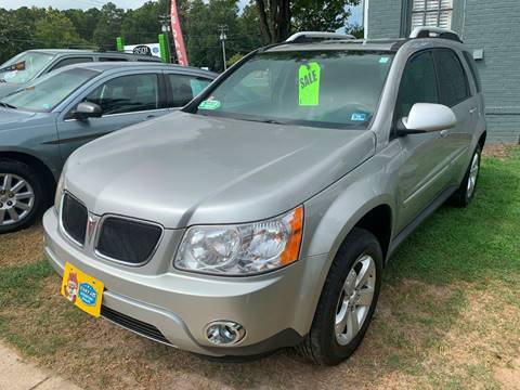 2008 Pontiac Torrent for sale in Henrico, VA