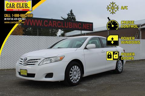 2011 Toyota Camry for sale in Burien, WA