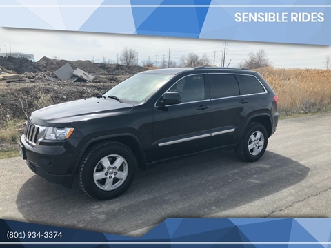 2012 Jeep Grand Cherokee for sale in Centerville, UT