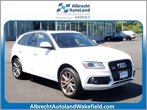 2016 Audi SQ5 for sale in Wakefield, MA