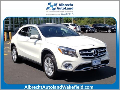 2018 Mercedes-Benz GLA for sale in Wakefield, MA