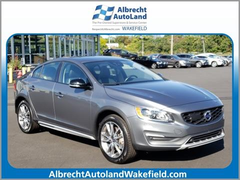 Volvo S60 Cross Country >> 2016 Volvo S60 Cross Country For Sale In Wakefield Ma