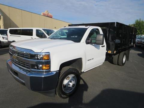 2015 Chevrolet C/K 3500 Series for sale in Norco, CA