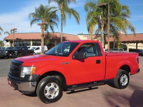 2013 Ford F-150 for sale in Norco, CA