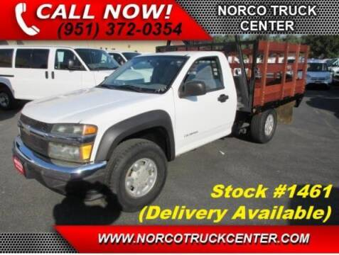 2005 Chevrolet Colorado for sale at Norco Truck Center in Norco CA