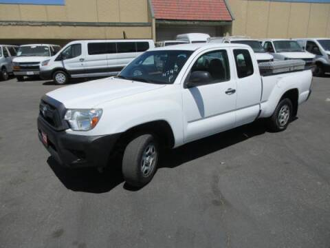 2015 Toyota Tacoma for sale at Norco Truck Center in Norco CA