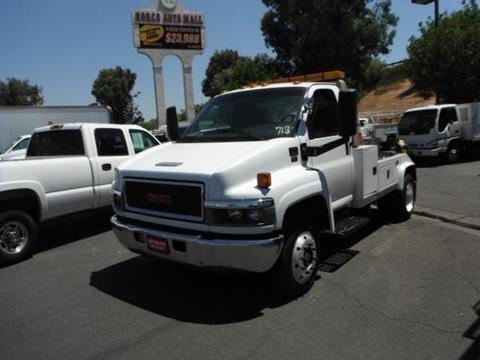 2006 GMC C5500 for sale in Norco, CA