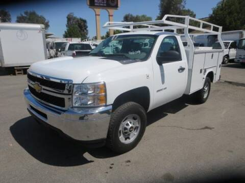 2013 Chevrolet Silverado 2500HD for sale at Norco Truck Center in Norco CA