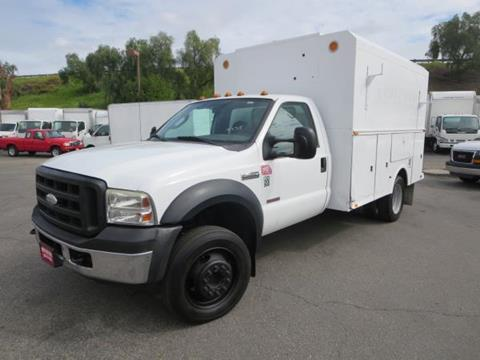 2007 Ford F-450 Super Duty for sale in Norco, CA