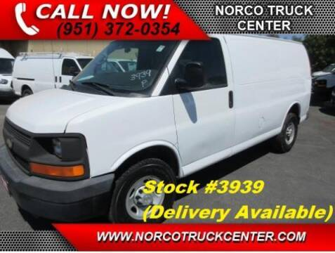 2009 Chevrolet Express Cargo for sale at Norco Truck Center in Norco CA