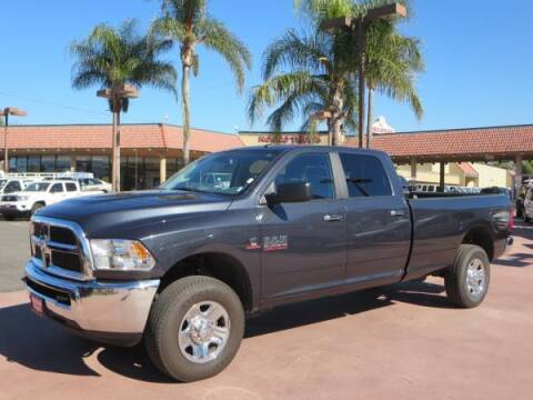 2015 RAM Ram Pickup 2500 for sale at Norco Truck Center in Norco CA