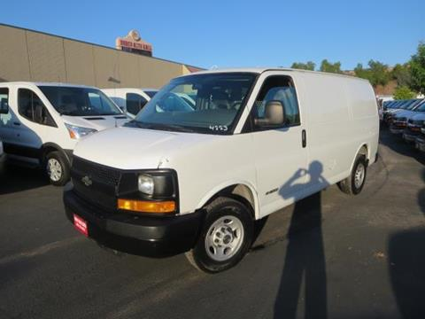 2004 Chevrolet Express Cargo for sale in Norco, CA