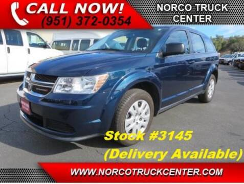 2015 Dodge Journey for sale at Norco Truck Center in Norco CA