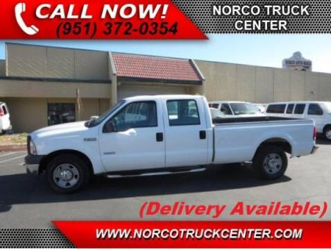 2005 Ford F-250 Super Duty for sale at Norco Truck Center in Norco CA