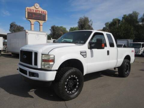2008 Ford F-250 Super Duty for sale at Norco Truck Center in Norco CA