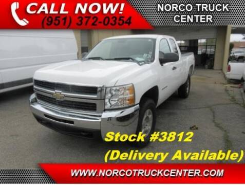 2010 Chevrolet Silverado 2500HD for sale at Norco Truck Center in Norco CA