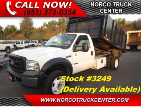 2006 Ford F-450 Super Duty for sale at Norco Truck Center in Norco CA
