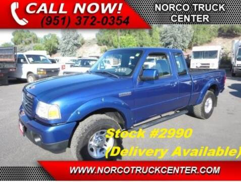 2008 Ford Ranger for sale at Norco Truck Center in Norco CA