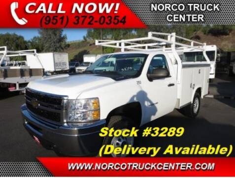 2011 Chevrolet Silverado 2500HD for sale at Norco Truck Center in Norco CA