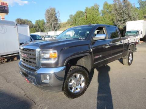 2015 GMC Sierra 2500HD for sale at Norco Truck Center in Norco CA