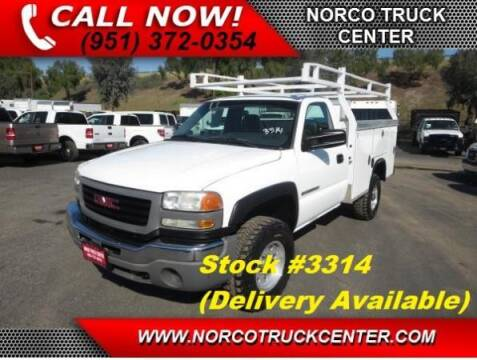 2007 GMC Sierra 2500HD Classic for sale at Norco Truck Center in Norco CA