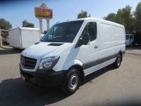 2015 Mercedes-Benz Sprinter Cargo for sale at Norco Truck Center in Norco CA