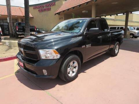 2016 RAM Ram Pickup 1500 for sale at Norco Truck Center in Norco CA