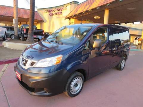 2013 Nissan NV200 for sale at Norco Truck Center in Norco CA