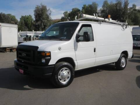 2010 Ford E-Series Cargo for sale at Norco Truck Center in Norco CA