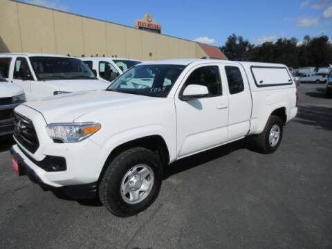 2016 Toyota Tacoma for sale at Norco Truck Center in Norco CA