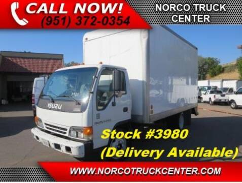 2005 Isuzu NQR for sale at Norco Truck Center in Norco CA