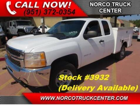 2012 Chevrolet Silverado 2500HD for sale at Norco Truck Center in Norco CA