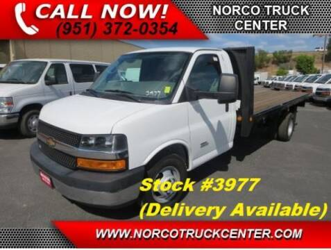 2015 Chevrolet Express Cutaway for sale at Norco Truck Center in Norco CA