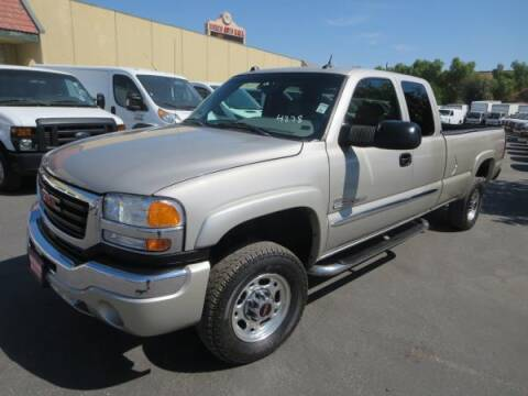 2004 GMC Sierra 2500HD for sale at Norco Truck Center in Norco CA