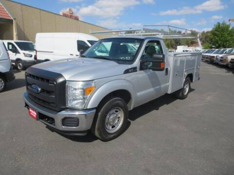 2012 Ford F-250 Super Duty for sale at Norco Truck Center in Norco CA