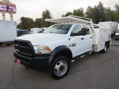 2015 RAM Ram Chassis 5500 for sale at Norco Truck Center in Norco CA